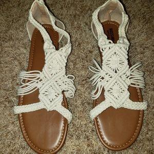 NEW! Gladiator style sandals